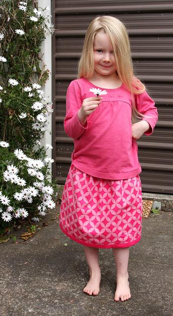 Reversible Skirt