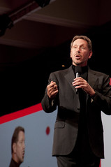 Larry Ellison, Welcome Keynote, Oracle OpenWor...