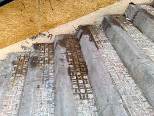 Escalera Hermanos Peñuelas - acceso a la Salle 1
