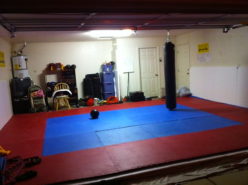 Just completed my home gym pics sherdog forums ufc mma