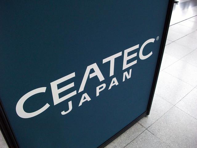CEATEC JAPAN 2010