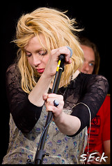Courtney Love / Hole (Stephen Eckert) Tags: philadelphia hole acoustic liveconcert kurtcobain wrff radio1045 courtneylovestudiosession