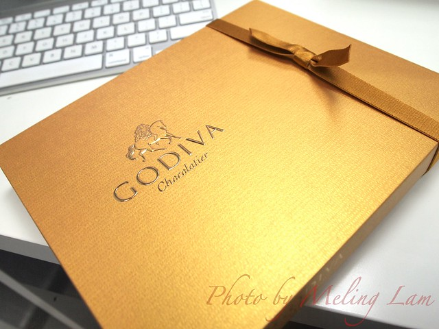 GODIVA Gold Collection 2010 秋季金裝禮盒25顆裝