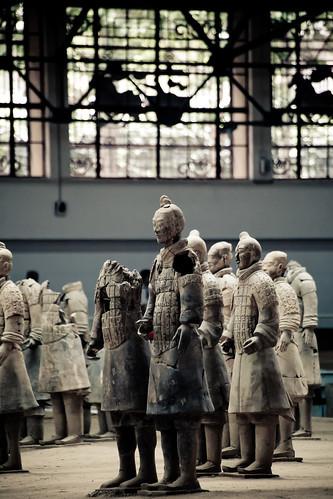 The Terracotta Warriors, Xi'an