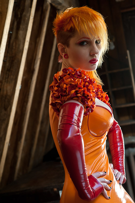 Ulorin Vex - Orange 7