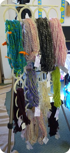 Handspun Art Yarns