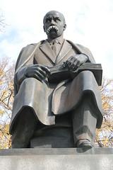 Taras Shevchenko 1814-1861 National poet of Ukraine (AdolfGalland) Tags: statue ukraine national poet taras shevchenko 18141861