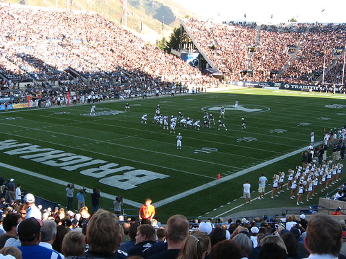 University of Nevada 27, Brigham Young University 13 (12)