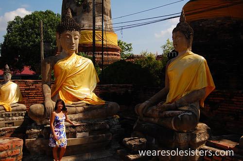 Wat Yai Chaimongkhol, Ayutthaya4