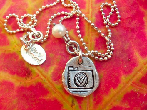 through my lens, lisa leonard necklace.