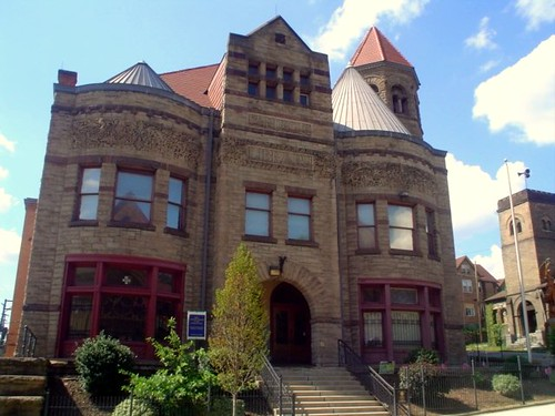 Braddock's Carnegie Library (by: rian_bean, creative commons license)