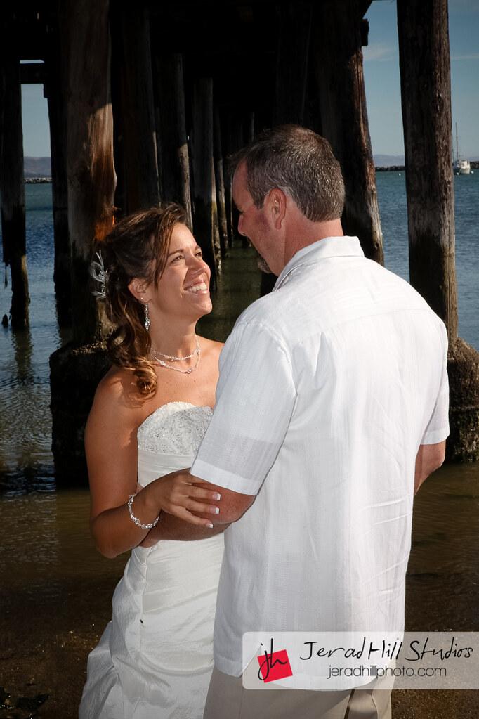 Gregg & Jen - Hastings House Half Moon Bay Wedding