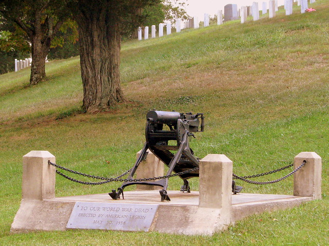 World War Memorial - Greeneville, TN