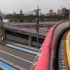Minami Osawa Rinbu Overpass 03