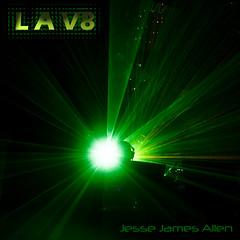 LA V8 Cover