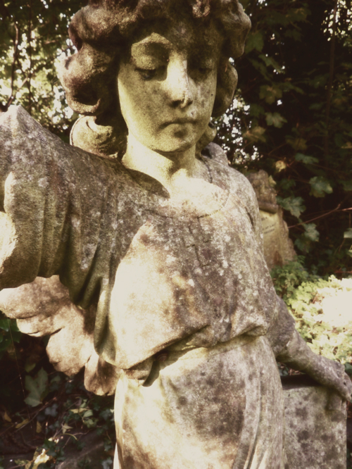 Nunhead Cemetery 9 ~ Angel