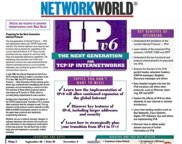 network world training