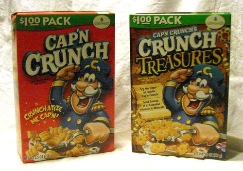 Captain Crunch Shenanigans