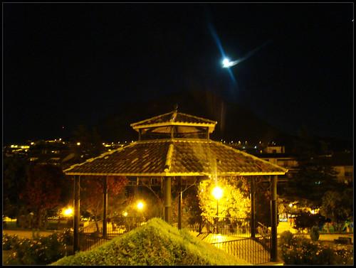 Templete del parque