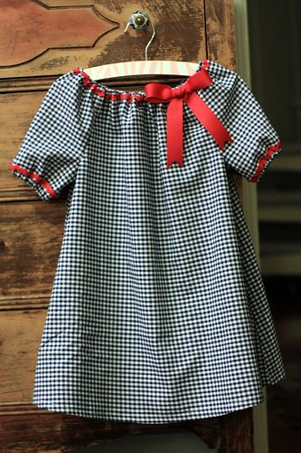 new dress for miss ava