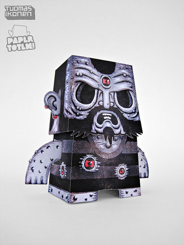 Paper Totem! x Tuomas Ikonen
