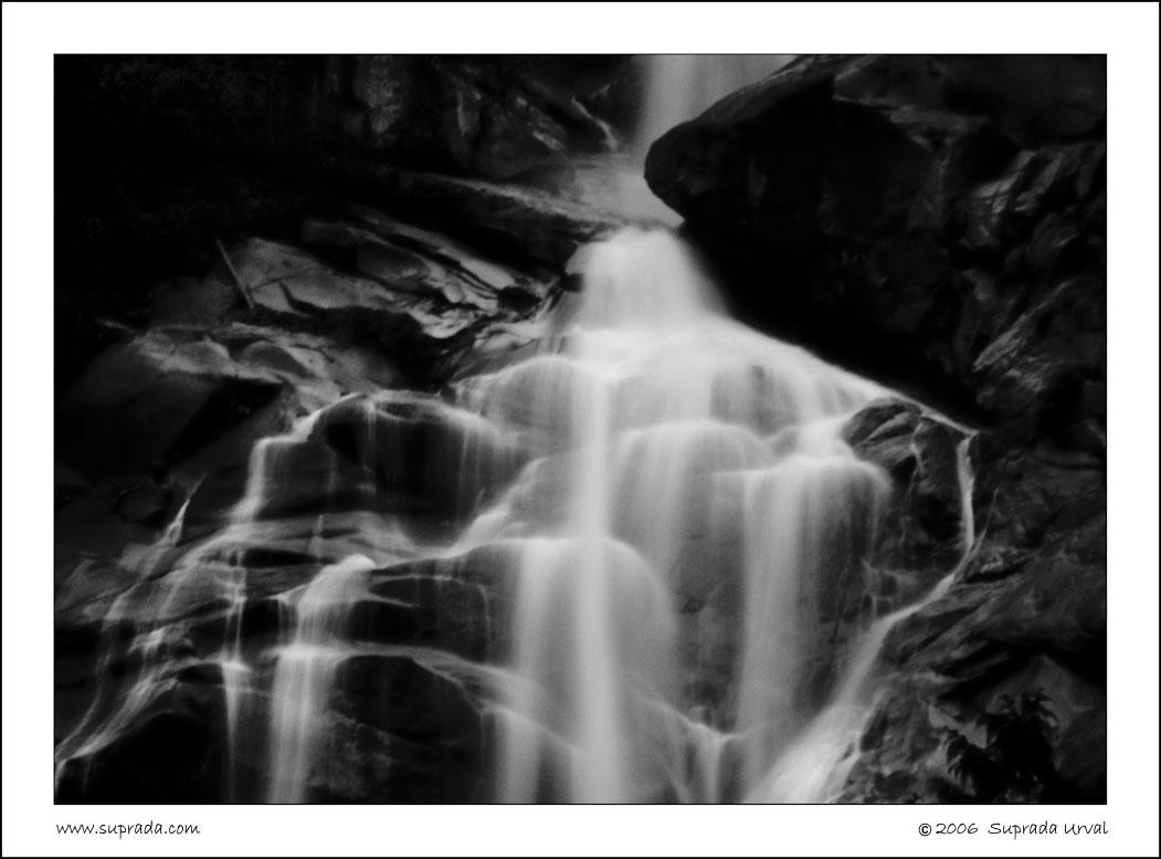 Shannon Falls - Detail
