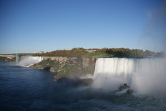 DSC07917 (IanMessenger1) Tags: ontario canada niagarafalls waterfall rainbow niagara maidofthemist skylon horseshoefalls skylontower canadianfalls