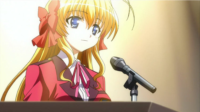 Fortune Arterial TV Anime 赤い約束