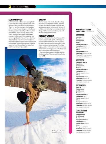 SBC 2009 Resort Guide