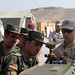 Australian Army Sergeant Teaches Afghan Nation Army Officers Artillery Setup (12 Oct 10)
