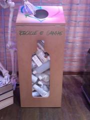 Recicle na Kiehl's