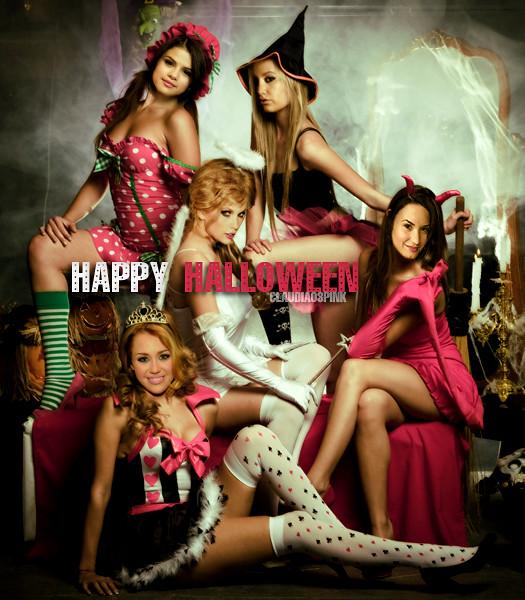 Happy Halloween??