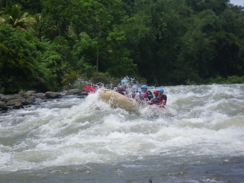 White Water Rafting CDO3