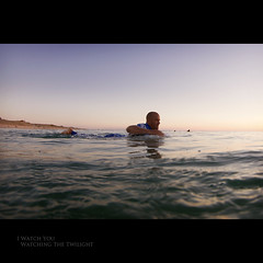Day Two Hundred Fifty Five (Seb Huruguen) Tags: world ocean sunset portrait france beach water swimming project de french soleil nager king surf tour coucher free hossegor surfing surfboard pro kelly session 365 seb asp septembre quik 2010 sebastien lue quiksilver slater kellyslater seignosse ramer septemer etpa bourdaines huruguen kslater