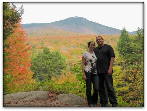 Fall 2010 Backdrop Liberty Mountain NH