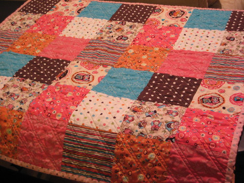 mia's quilt front