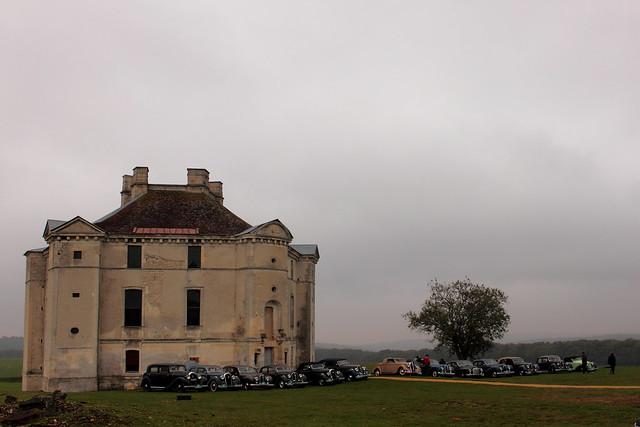 Château de Maulnes brochette d'Hotchkiss