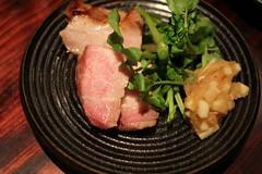 豚の西京焼