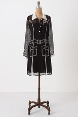 Anna Sui History Repeating Shirtdress