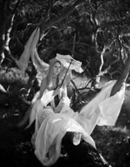 Anna at Rush Creek 2 (Amanda Tomlin) Tags: 8x10 novato delta100 deardorff rushcreek buschlens