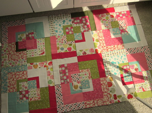Farmdale Quilt - blocks