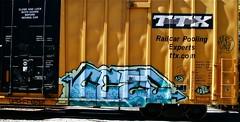 IMG_5130 (mightyquinninwky) Tags: railroad graffiti tag graf tracks railway tags tagged railcar rails boxcar graff graphiti freight trainart fr8 railart boxcarart freightart taggedboxcar paintedboxcar paintedrailcar taggedrailcar