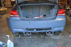 "M3 Stainless REMUS exhaust • <a style=""font-size:0.8em;"" href=""http://www.flickr.com/photos/85572005@N00/5097359851/"" target=""_blank"">View on Flickr</a>"