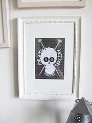 DEADLY KNITTERS_SITU (Designbirdie) Tags: halloween wool skull knitting buttons goth yarn needles plain association deadly knitters purl designbirdie