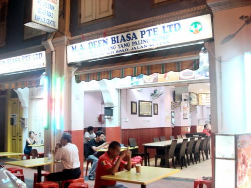 Ma Deen Biasa Pte Ltd - sup tulang merah singapore 1