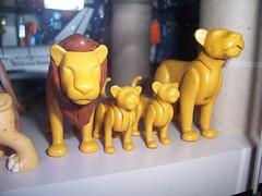 Gioccatoli vari (ItalianToys) Tags: toy toys cub lion lioness playmobil giocattoli giocattolo