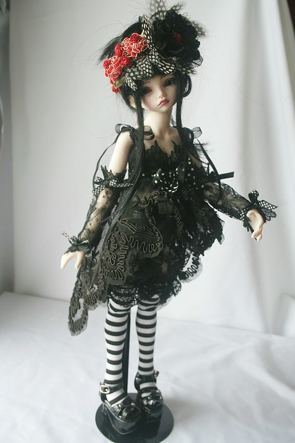 [dust of dolls püns] Eloïse, et le parfum des roses p.32 5109949689_afc2dfc35d_z