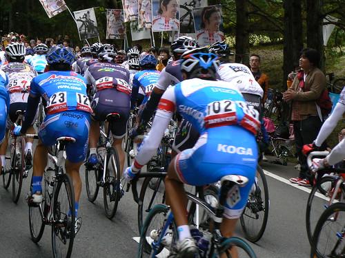 ジャパンカップサイクルロードレース2010