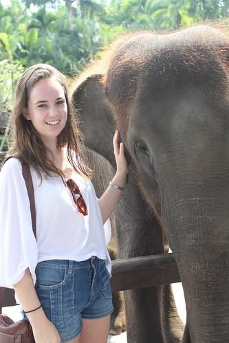 Bali Elephant Safari Park, Ubud, Bali