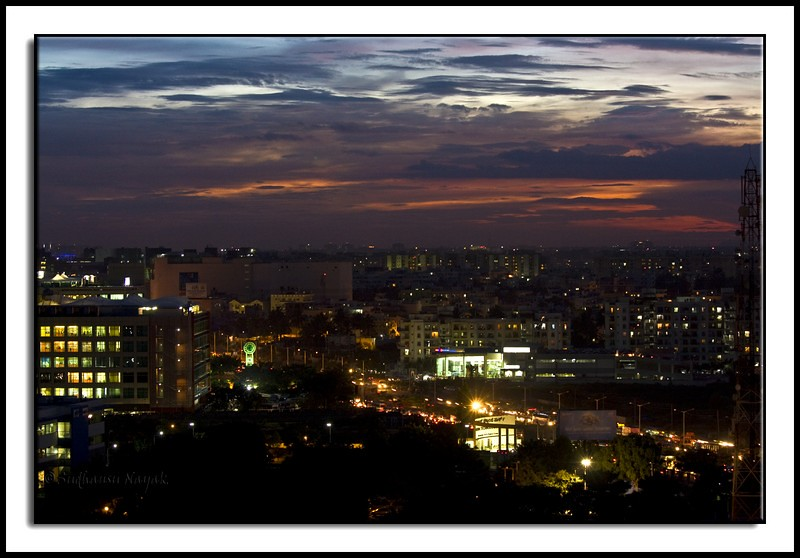 Sunset 29 09 10